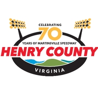 Henry County Debuts New Logo Honoring  the 70th Anniversary of Martinsville Speedway