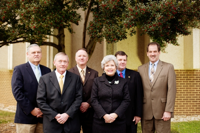 Board of Supervisors 2014