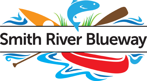 Smith River Blueway Logo