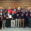 Board of Supervisors Recognizes Magna Vista Football Team