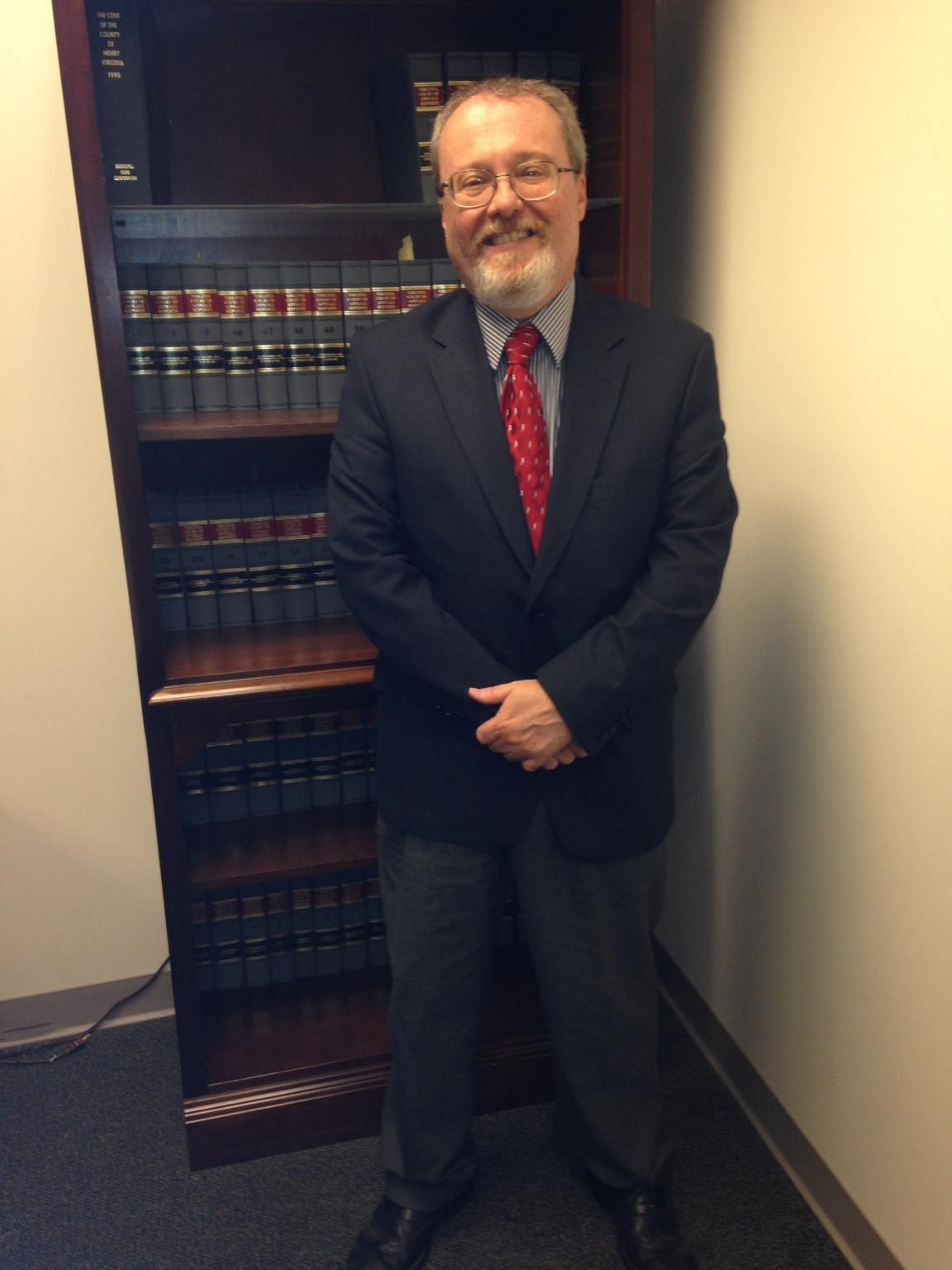 Assistant Commonwealth's Attorney-Wayne O. Withers, Jr.