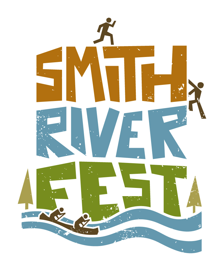 Smith River Fest Logo