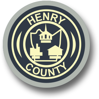 Henry County Seal